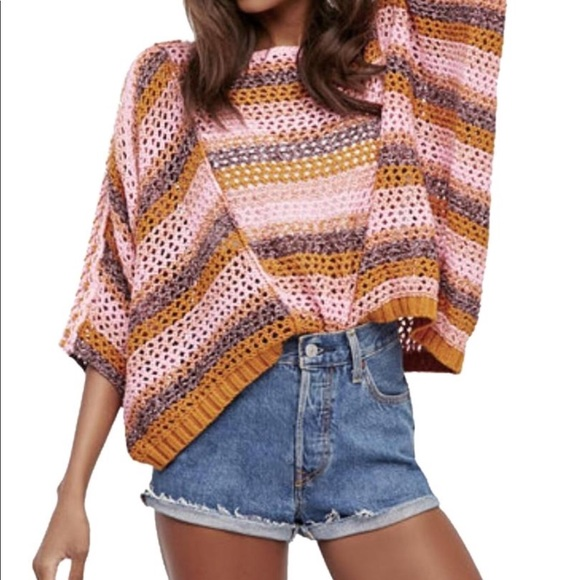Free People Sweaters - Free People Knit Sweater, NWT